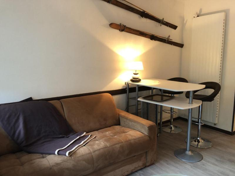 Holiday in mountain resort Studio sleeping corner 6 people (SAN37) - Résidence Sanctus - Gourette - Bench seat