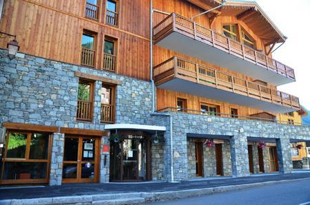Vacances en montagne Résidence Santa Terra - Tignes - Extérieur été
