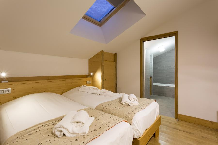 Vacances en montagne Résidence Santa Terra - Tignes - Chambre mansardée