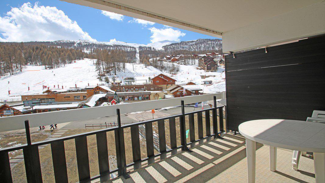 Wakacje w górach Studio z alkową 4 osoby (408) - Résidence Sapporo - Puy-Saint-Vincent