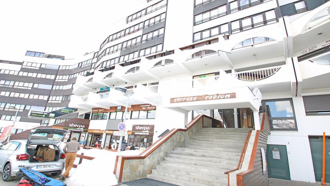 Wakacje w górach Résidence Sapporo - Puy-Saint-Vincent