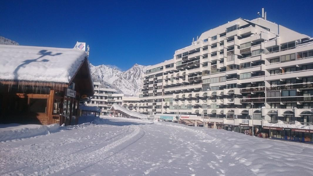Wakacje w górach Studio z alkową 4 osoby (110) - Résidence Sapporo - Puy-Saint-Vincent
