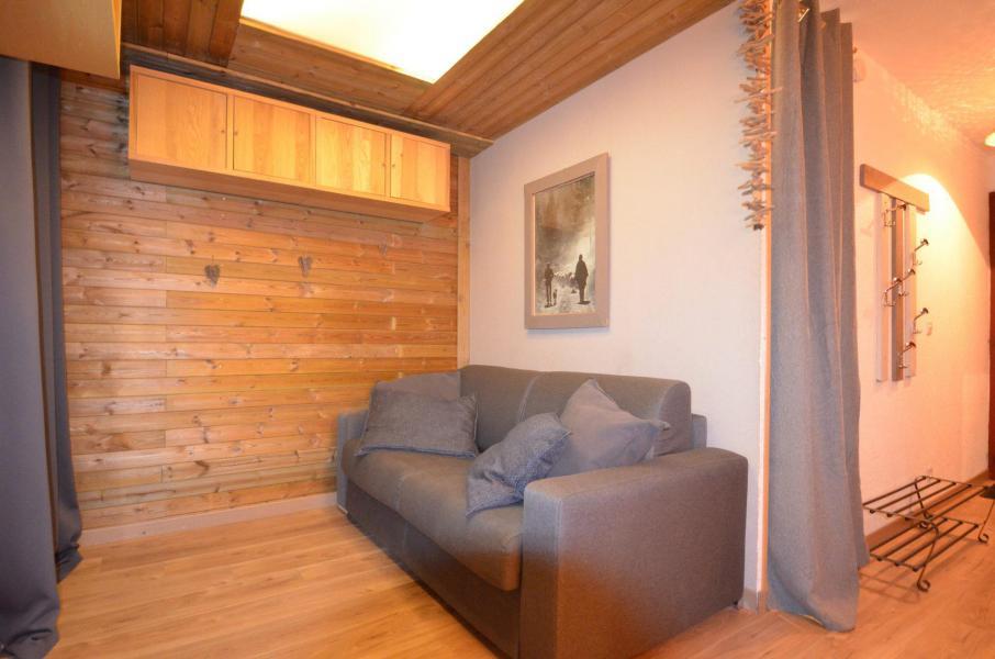 Vacances en montagne Studio coin montagne 3 personnes (402) - Résidence Sarvan - Les Menuires