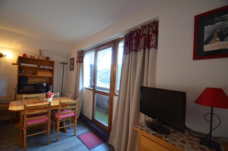 Vacances en montagne Studio cabine 4 personnes (509) - Résidence Sarvan - Les Menuires