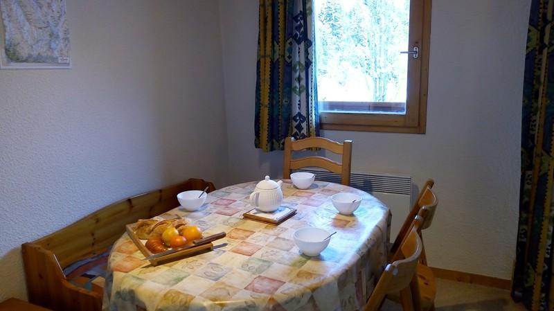 Vacances en montagne Appartement 3 pièces cabine 6 personnes (013) - Résidence Sérac - Méribel-Mottaret