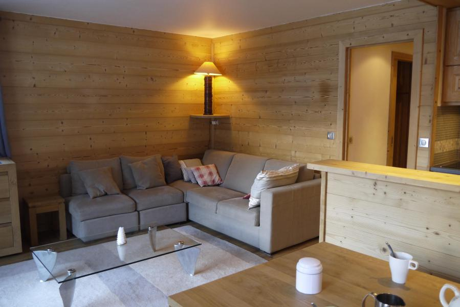 Vacances en montagne Appartement 3 pièces cabine 7 personnes (007) - Résidence Sérac - Méribel-Mottaret - Séjour