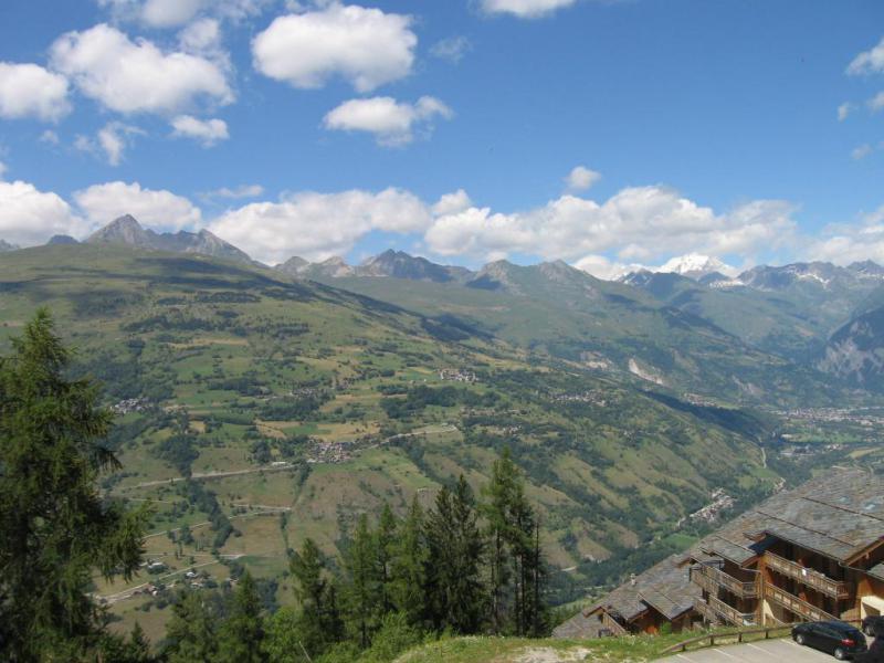 Vacances en montagne Appartement 3 pièces 6 personnes (110) - Résidence Sextant - Montchavin La Plagne