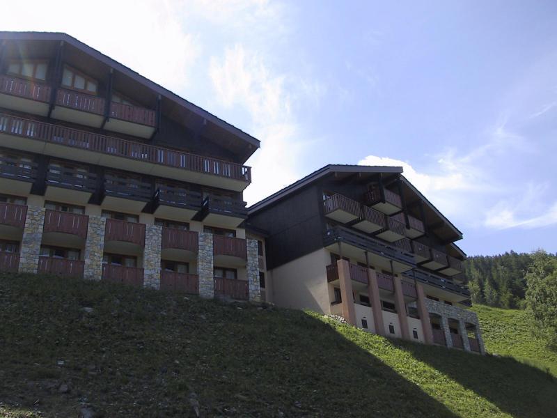 Location au ski Résidence Sextant - Montchavin La Plagne - Extérieur été