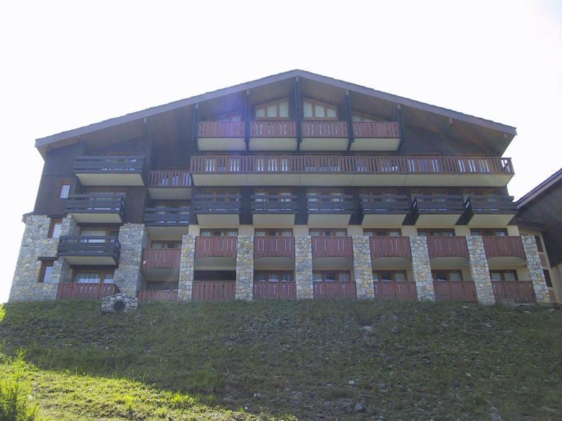 Ski verhuur Résidence Sextant - Montchavin La Plagne - Buiten zomer