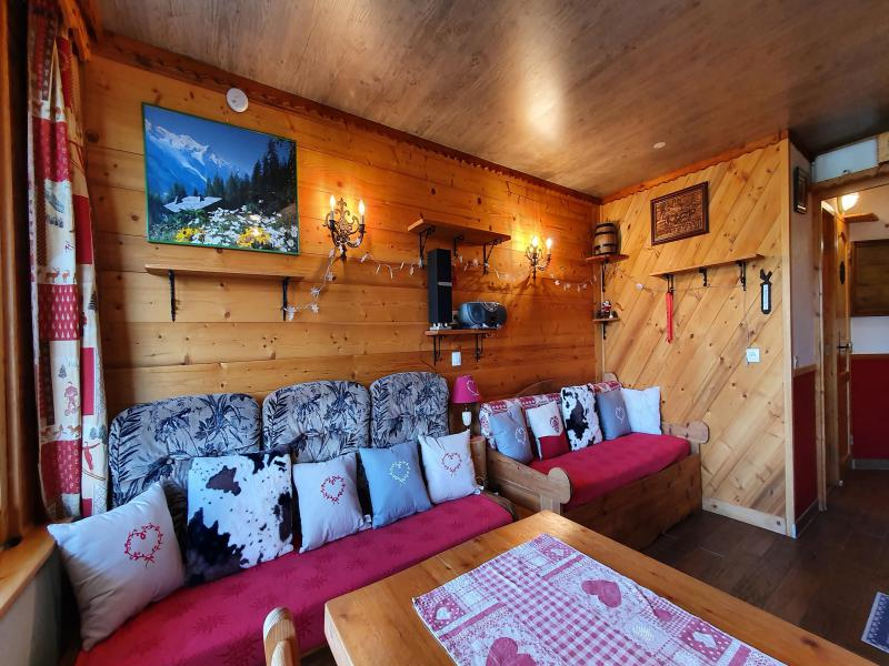 Vacances en montagne Appartement 2 pièces 4 personnes (105) - Résidence Sextant - Montchavin La Plagne