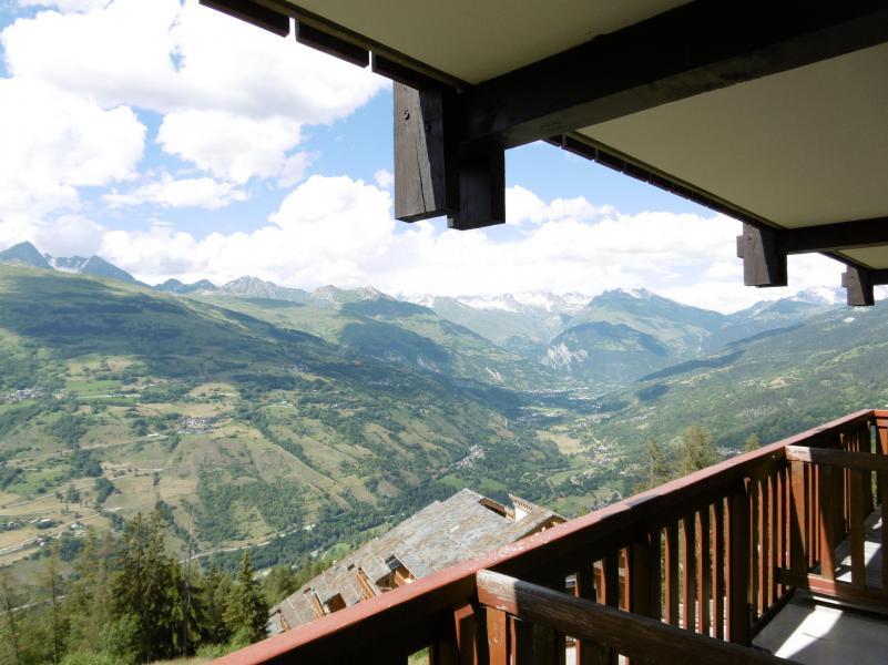 Location au ski Appartement 2 pièces 4 personnes (306) - Résidence Sextant - Montchavin La Plagne - Extérieur été