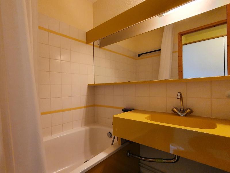 Vacances en montagne Appartement 2 pièces 5 personnes (104) - Résidence Sextant - Montchavin La Plagne - Salle de bains