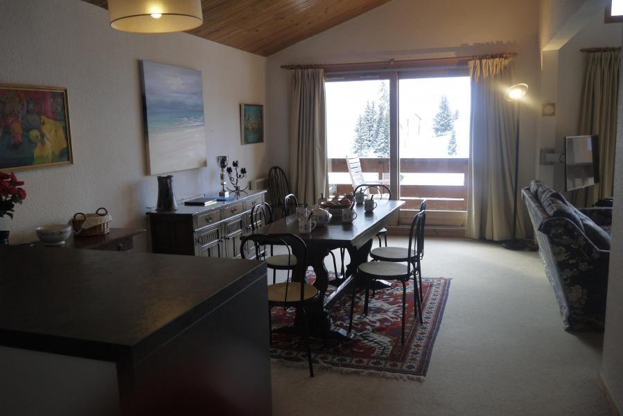 Vacances en montagne Appartement 4 pièces 6 personnes (017) - Résidence Sherpa - Méribel-Mottaret