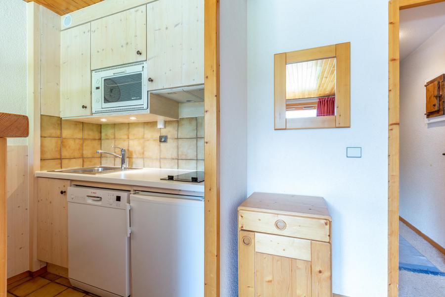 Vacances en montagne Appartement 2 pièces 4 personnes (010) - Résidence Sherpa - Méribel-Mottaret - Logement