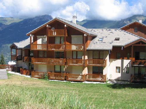 Vakantie in de bergen Résidence Signal - Montalbert