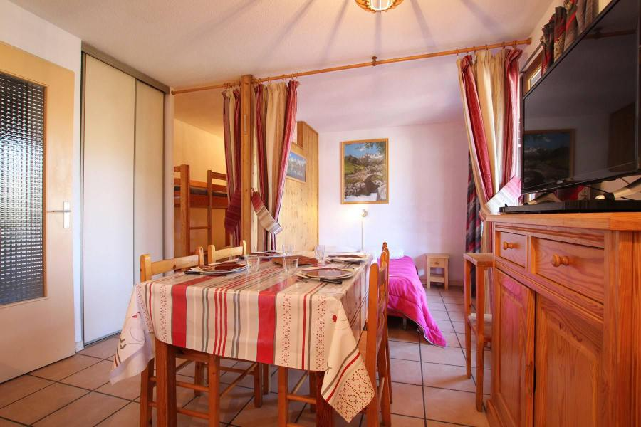 Vacances en montagne Studio 4 personnes (610) - Résidence Signal du Prorel - Serre Chevalier - Logement