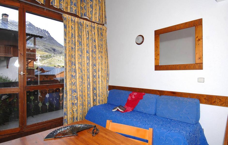 Vacances en montagne Résidence Silveralp - Val Thorens - Canapé