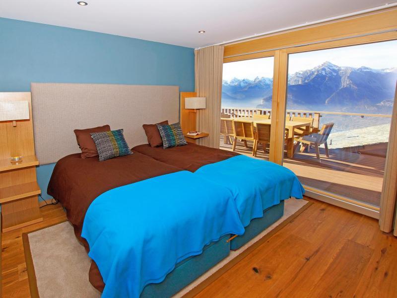 Wakacje w górach Résidence Ski Heaven Veysonnaz - Veysonnaz - Pokój