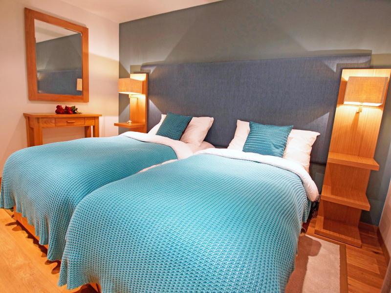 Urlaub in den Bergen Résidence Ski Heaven Veysonnaz - Veysonnaz - Schlafzimmer