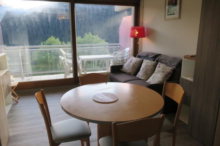 Vacances en montagne Studio cabine 4 personnes (8) - Résidence Solarium - Châtel - Logement