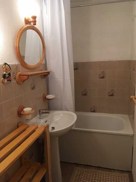 Location au ski Appartement 2 pièces coin montagne 5 personnes (313) - Residence Soldanelles - Risoul - Extérieur été