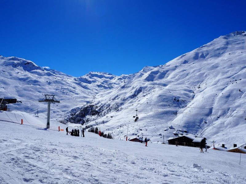 Vacances en montagne Résidence Soldanelles - Les Menuires