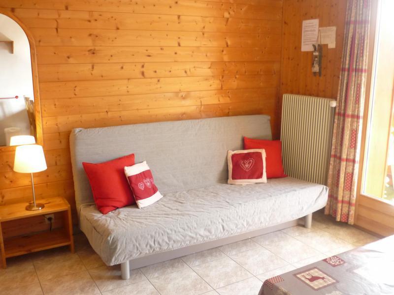 Vacaciones en montaña Résidence Squaw Valley - Châtel - Alojamiento