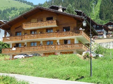 Vacaciones en montaña Apartamento 3 piezas para 6 personas (SQU005) - Résidence Squaw Valley - Châtel