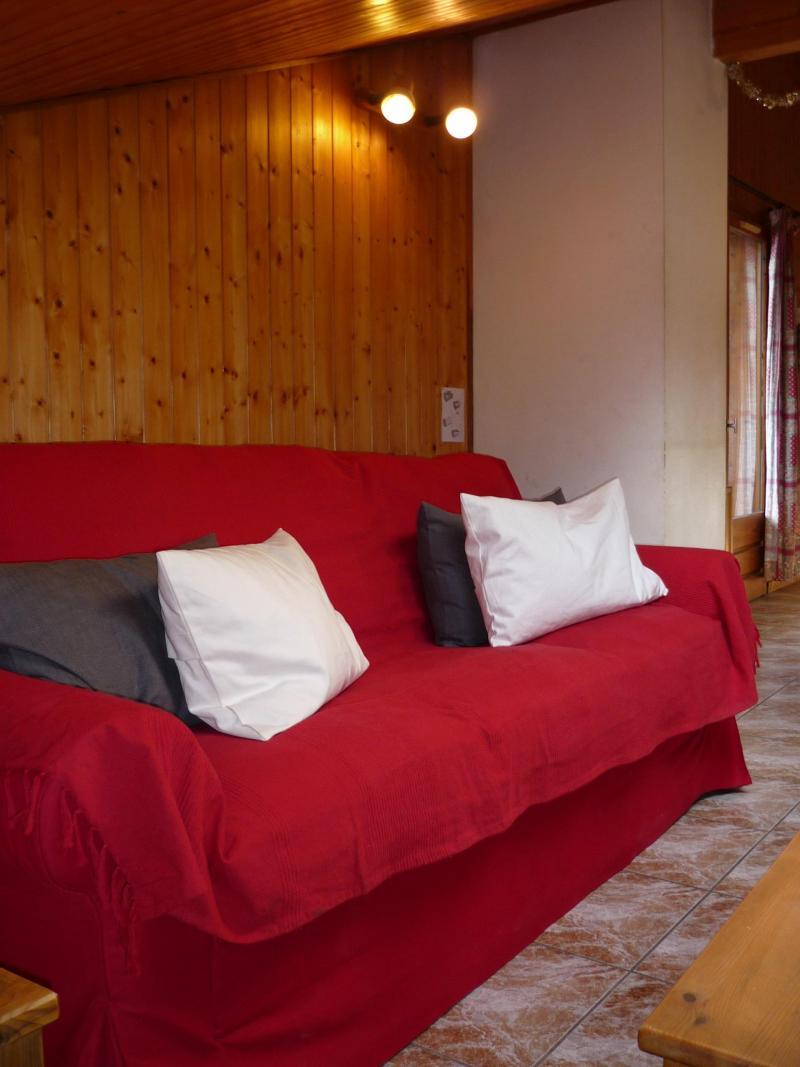 Vacaciones en montaña Apartamento 4 piezas para 10 personas (SQU009) - Résidence Squaw Valley - Châtel