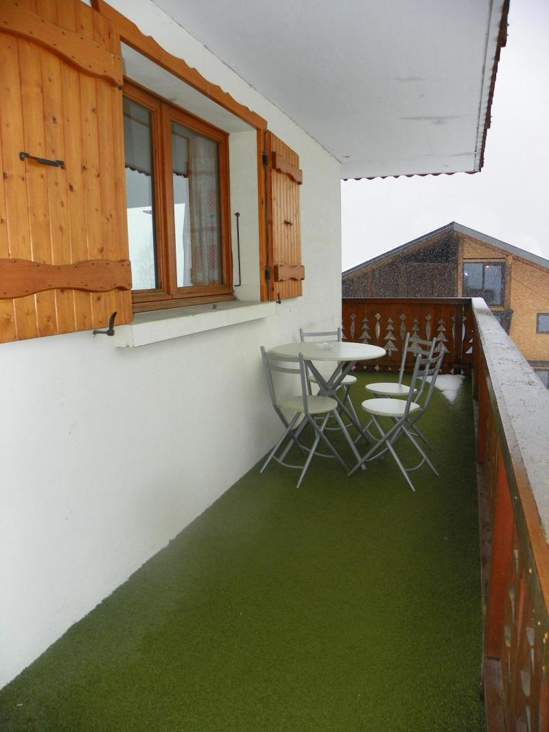 Vacaciones en montaña Apartamento 3 piezas para 6 personas (SQ004) - Résidence Squaw Valley - Châtel - Alojamiento