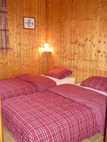 Vacaciones en montaña Apartamento 3 piezas para 6 personas (SQU001) - Résidence Squaw Valley - Châtel - Habitación