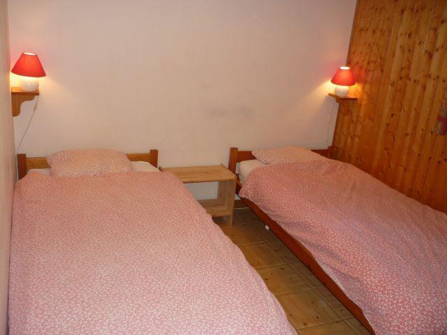 Vacaciones en montaña Apartamento 3 piezas para 6 personas (SQU005) - Résidence Squaw Valley - Châtel - Habitación