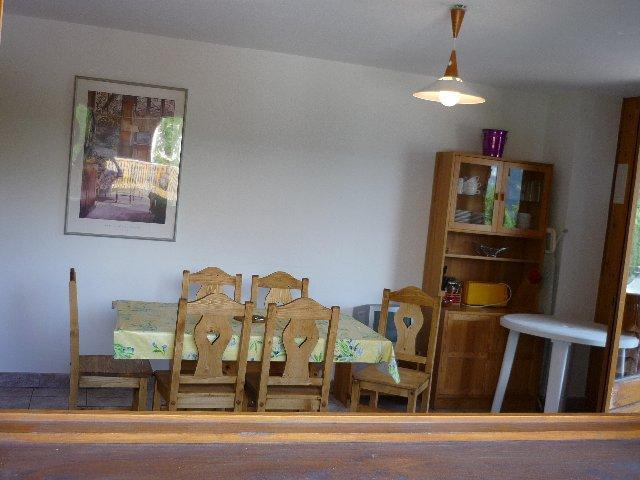 Vacaciones en montaña Apartamento 3 piezas para 6 personas (SQU008) - Résidence Squaw Valley - Châtel - Mesa