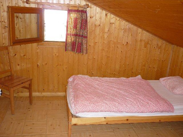 Vacaciones en montaña Apartamento 4 piezas para 10 personas (SQU009) - Résidence Squaw Valley - Châtel - Cama doble