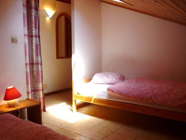 Vacaciones en montaña Apartamento 4 piezas para 10 personas (SQU009) - Résidence Squaw Valley - Châtel - Cama individual
