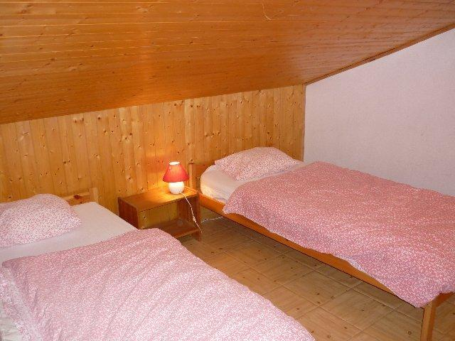 Vacaciones en montaña Apartamento 4 piezas para 10 personas (SQU009) - Résidence Squaw Valley - Châtel - Habitación