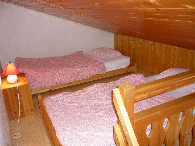 Vacaciones en montaña Apartamento 4 piezas para 10 personas (SQU009) - Résidence Squaw Valley - Châtel - Mezzanine