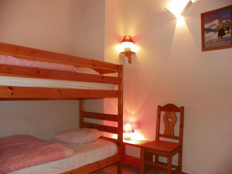 Vacaciones en montaña Apartamento 4 piezas para 9 personas (SQU010) - Résidence Squaw Valley - Châtel - Alojamiento