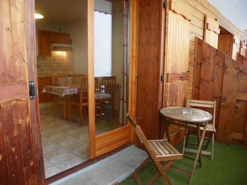 Vacaciones en montaña Estudio -espacio montaña- para 4 personas (SQU007) - Résidence Squaw Valley - Châtel - Alojamiento