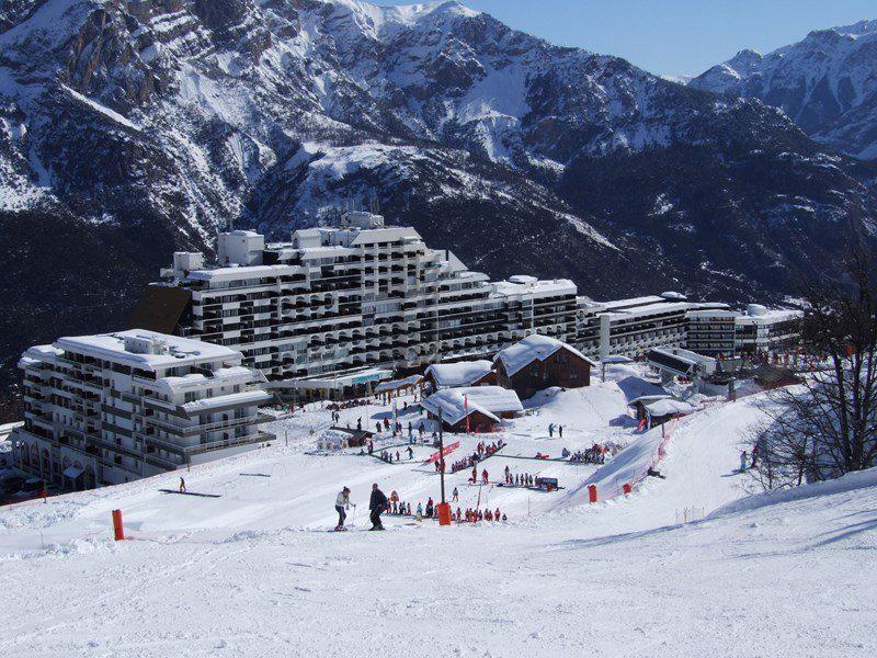 Wakacje w górach Résidence St Moritz - Puy-Saint-Vincent