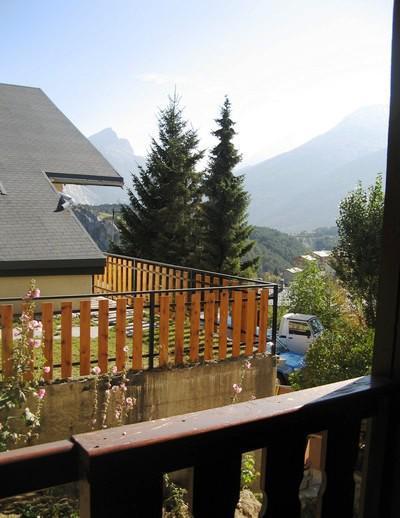 Каникулы в горах Квартира студия со спальней для 4 чел. (STS13) - Résidence St Sébastien 1 - Aussois