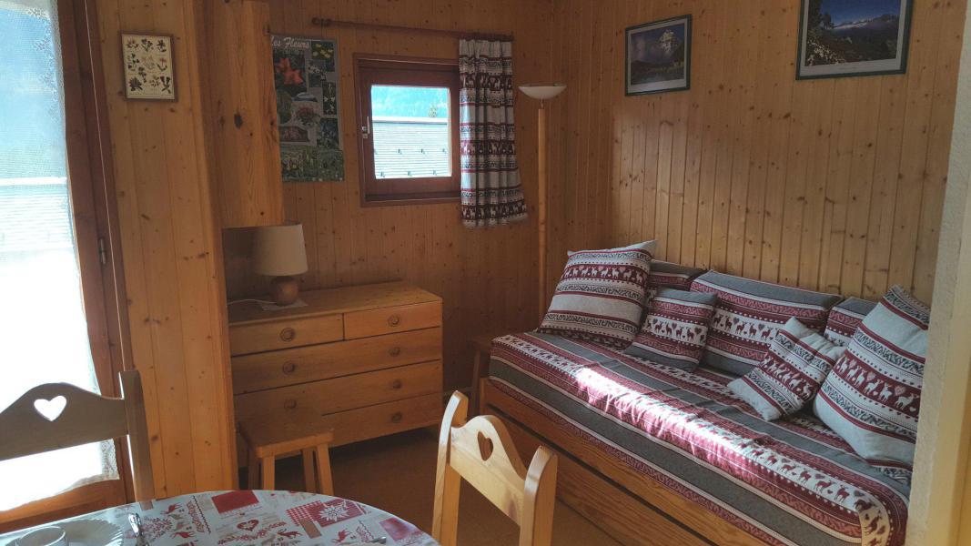 Wakacje w górach Apartament 2 pokojowy kabina 6 osób (STS16) - Résidence St Sébastien 1 - Aussois
