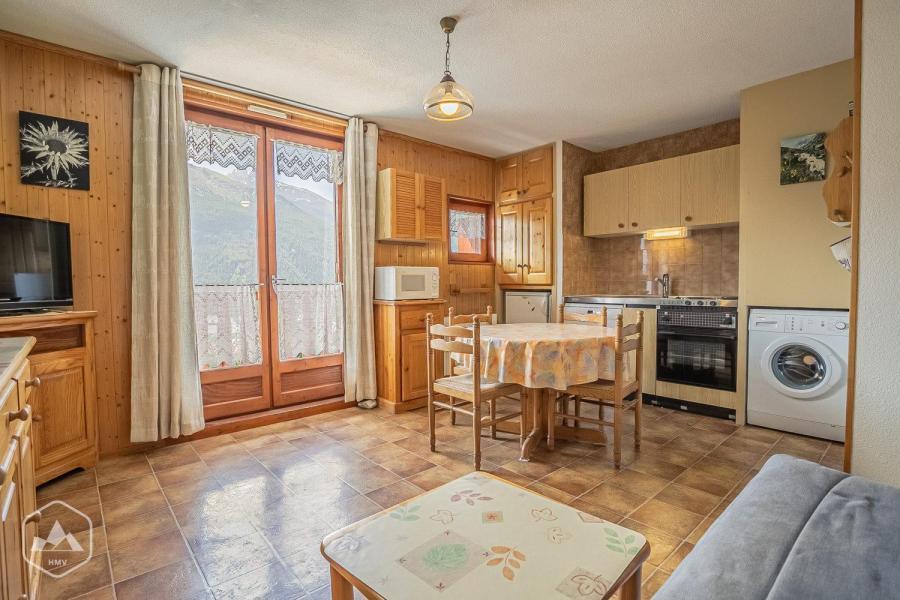 Каникулы в горах Квартира студия кабина для 4 чел. (STS178) - Résidence St Sébastien 1 - Aussois - Салон