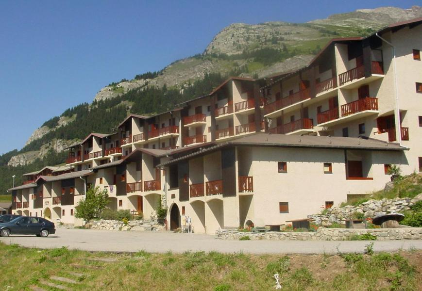 Skiverleih Résidence St Sébastien 2 - Aussois - Draußen im Sommer