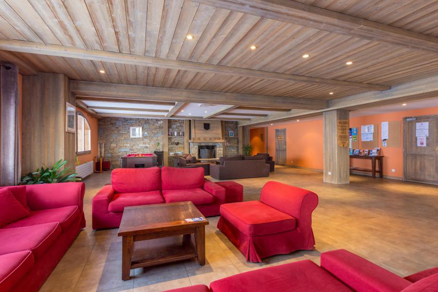 Vacances en montagne Résidence Sun Valley - La Plagne - Réception