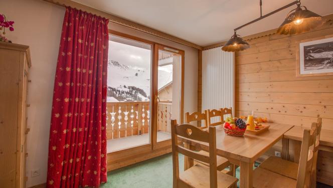 Vacances en montagne Appartement duplex 6 pièces 10-12 personnes - Résidence Sun Valley - La Plagne