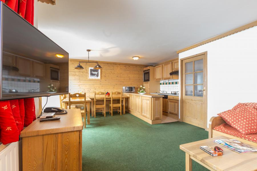 Vacanze in montagna Résidence Sun Valley - La Plagne - Cucina aperta