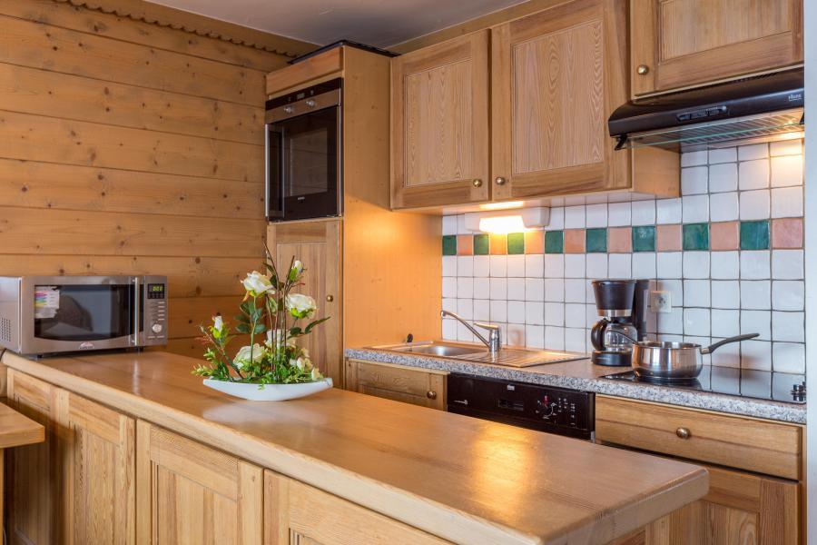 Vacances en montagne Résidence Sun Valley - La Plagne - Cuisine