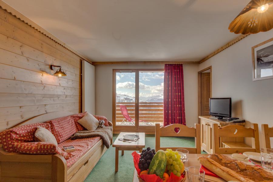 Vacances en montagne Résidence Sun Valley - La Plagne - Séjour
