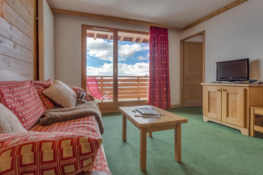 Vacances en montagne Résidence Sun Valley - La Plagne - Tv